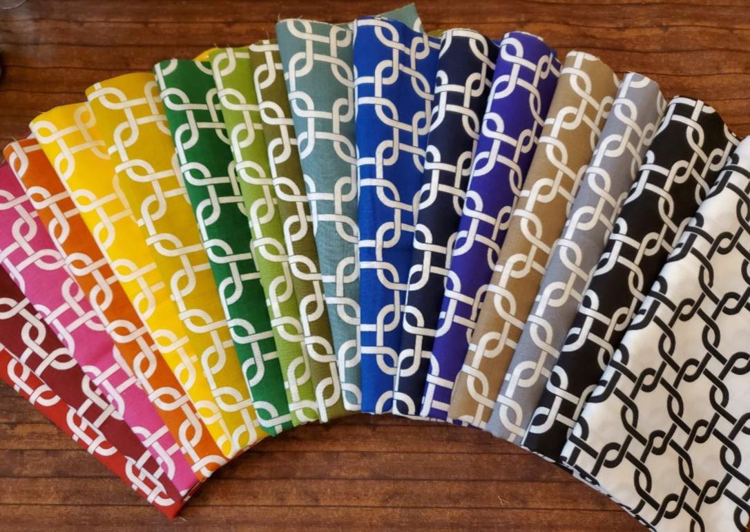 Rope Links - Rachael's Picks - 17 Piece Half Yard Bundle Pack