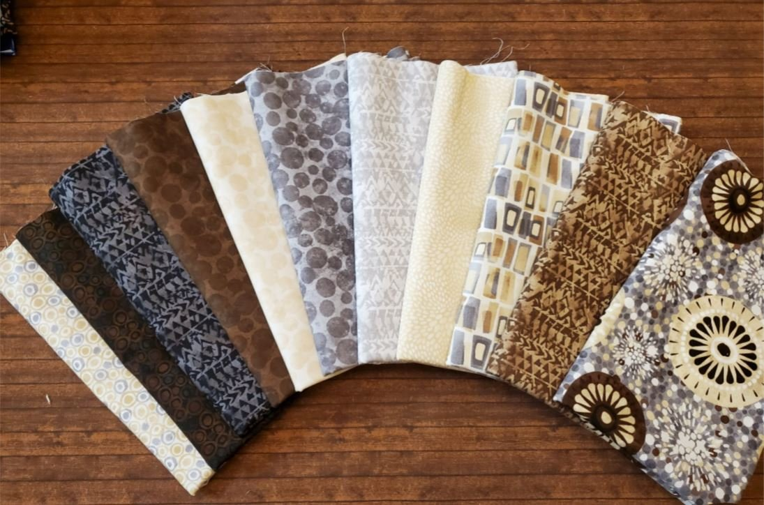Tessellations by Blank Quilting - 11 Piece Half Yard Bundle Pack