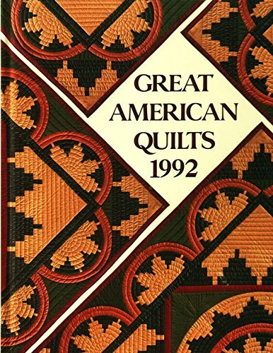 Great American Quilts 1992