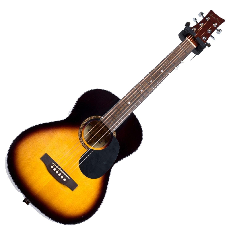 Beaver Creek BCTD601VSB 3/4 Size 6-String RH Acoustic Guitar-Vintage Sunburst