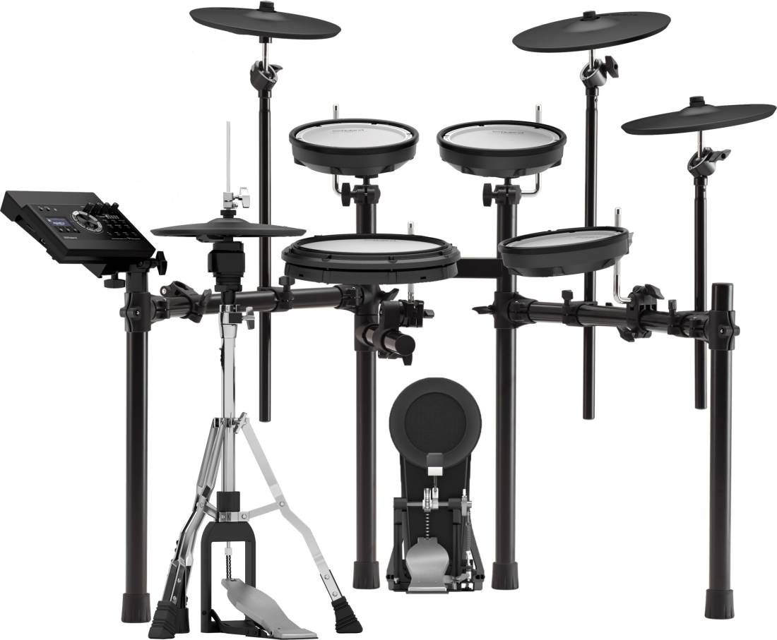 Roland TD-17 KVXS Electronic Drum Kit with Stand