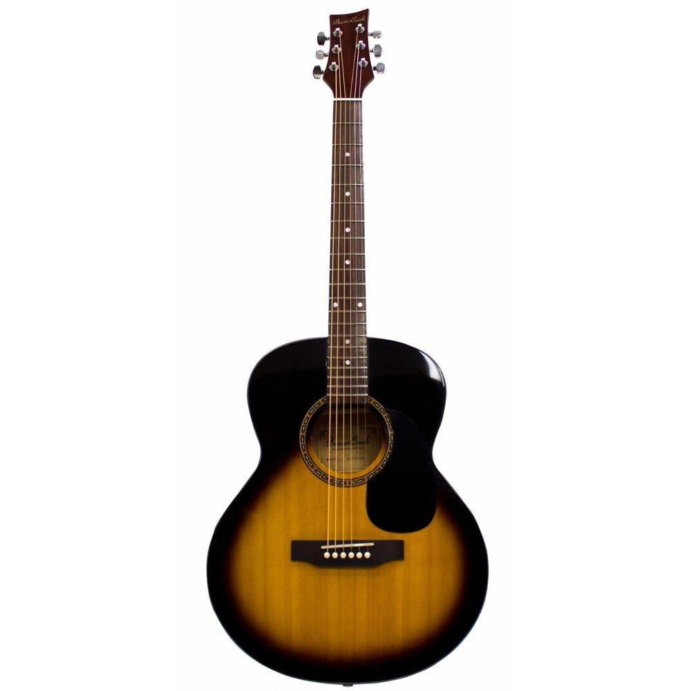 Beaver Creek BCTF101 - Folk Acoustic Guitar Vintage Sunburst