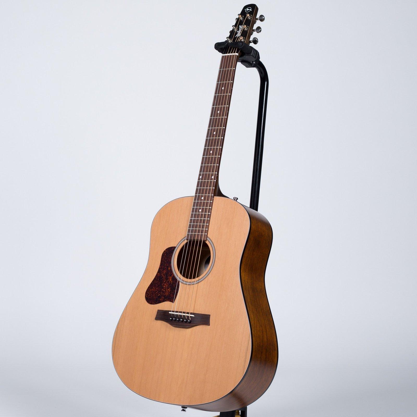 Seagull S6 Original Acoustic Guitar - Left