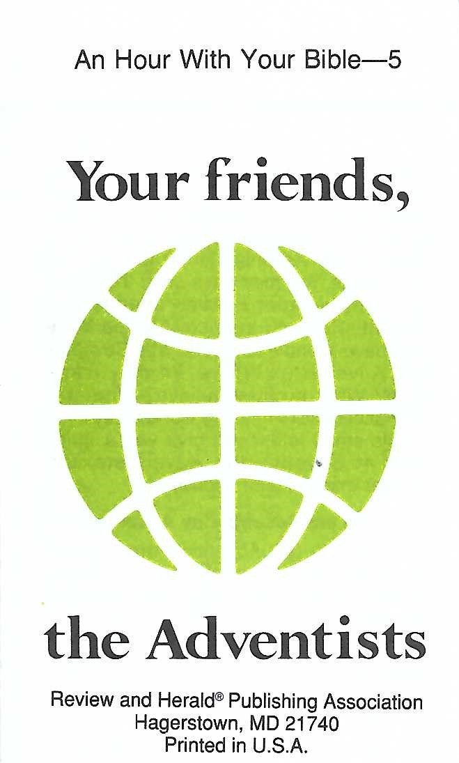 HWB #5 - YOUR FRIENDS