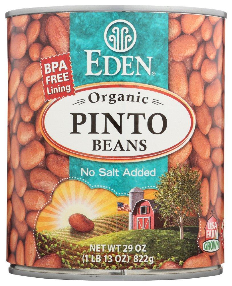 Organic Pinto Beans 29 oz