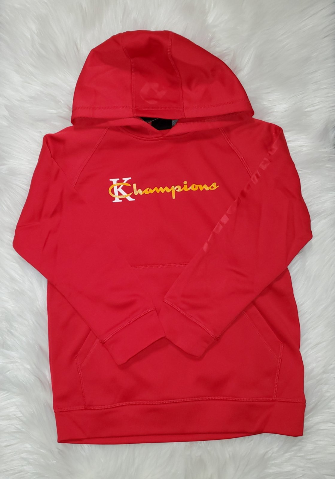 KC CHAMPIONS HOODIE YOUTH