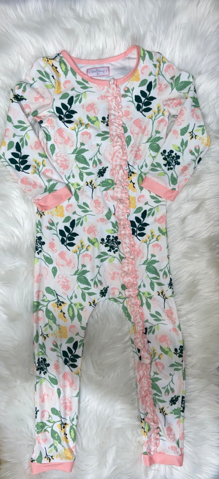 Sweet honey Romper Size 8