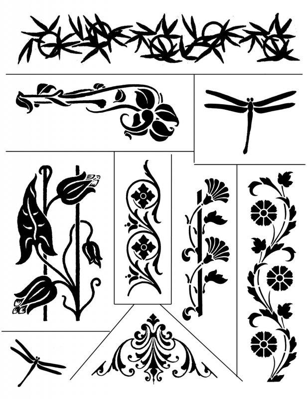 Art Deco Elements