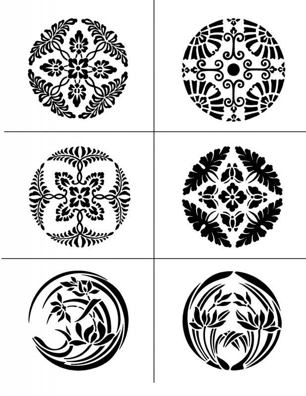 Elegant Circles