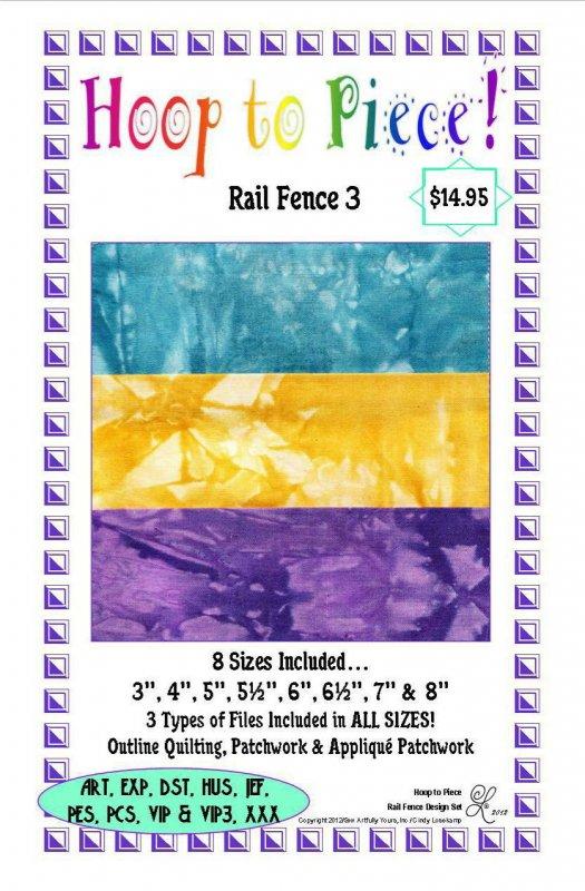 Rail Fence 3