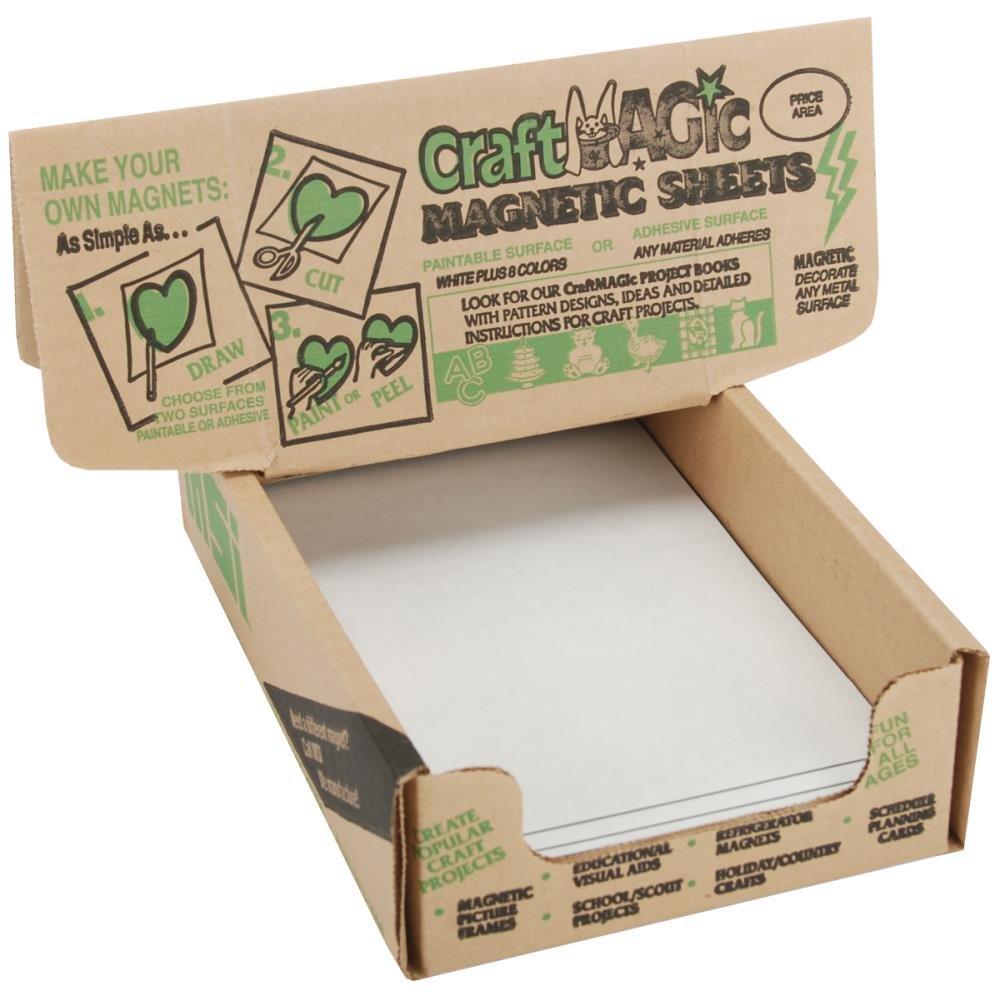 Craft Magic Magnetic Sheets 5X8