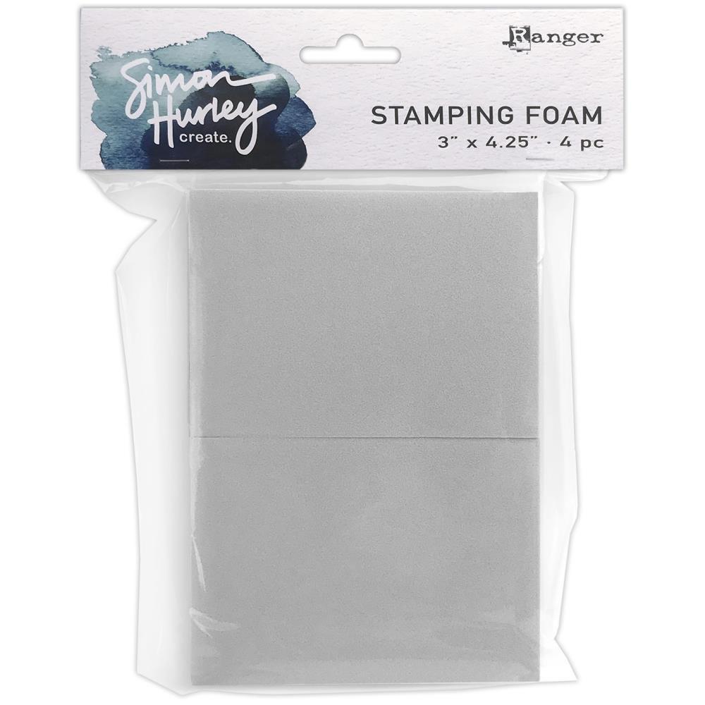 *PRE ORDER * Simon Hurley create. Stamping Foam