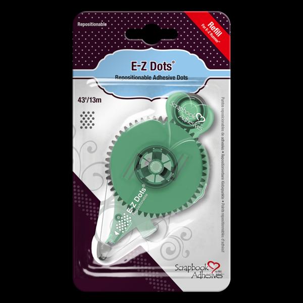 E-Z Dots, Refill 49 Repositionable