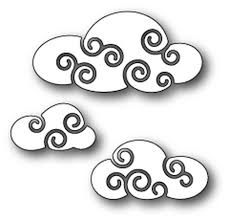 POP-1287 Twirly cloud