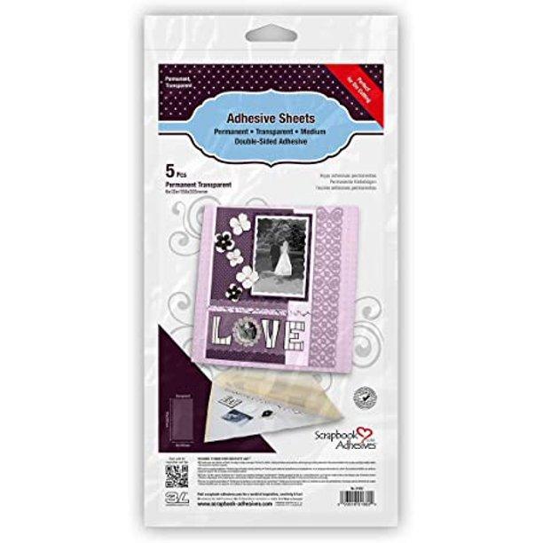 6X12 Adhesive Sheets