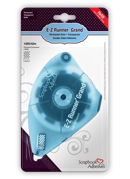 E-Z Runner, Grand Refill, 140' Permanent Dots