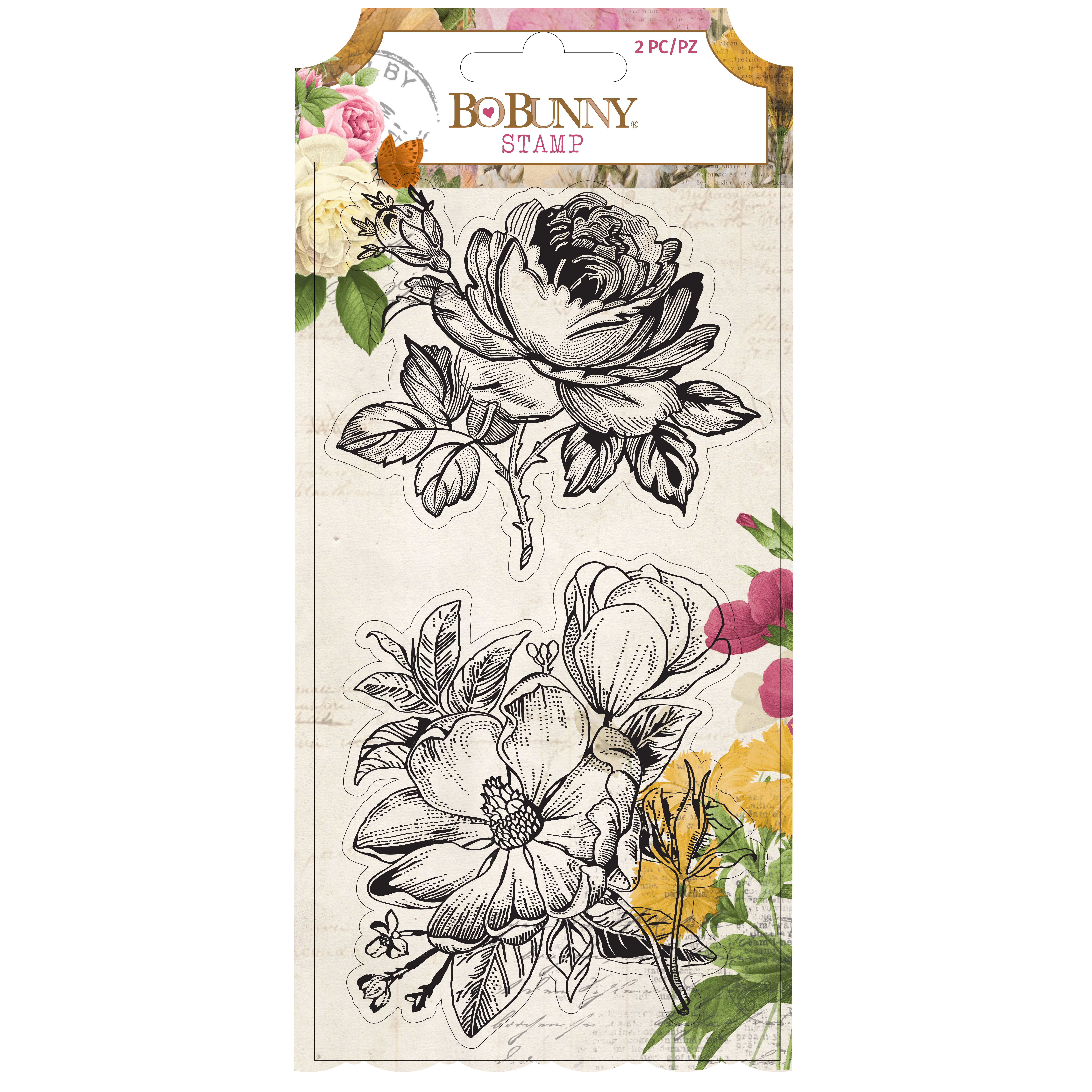 Clear Stamp, Botanical Journal