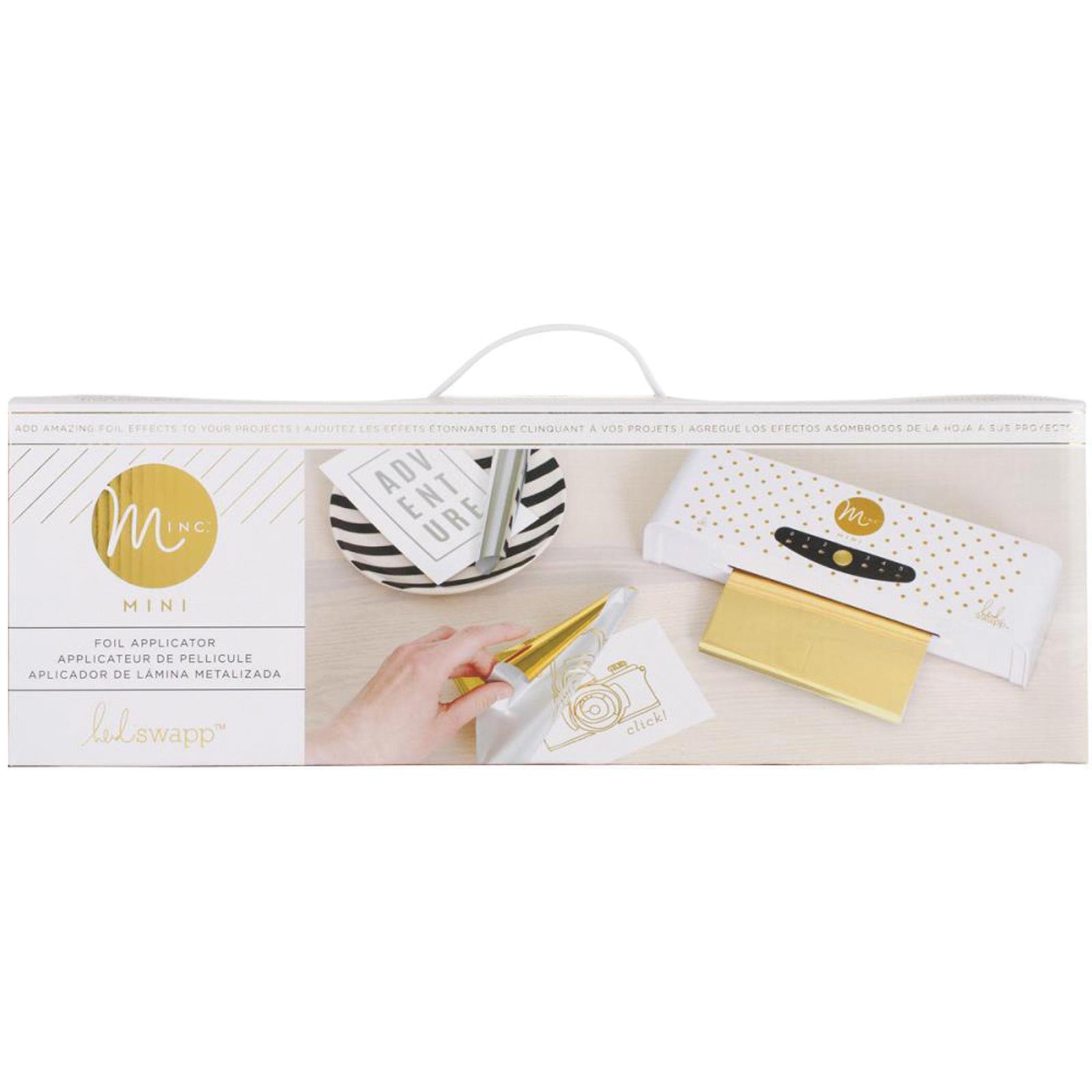 MINC Starter Kit, 6 Foil Applicator with Transfer Folder
