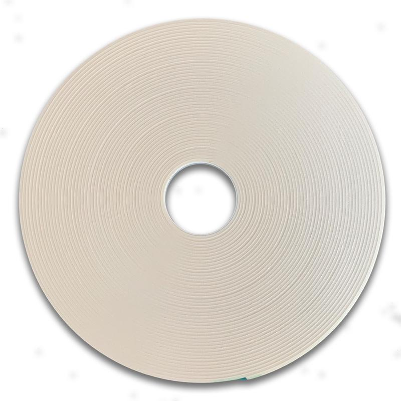 Foam Tape, White - 36 Yards/1/8