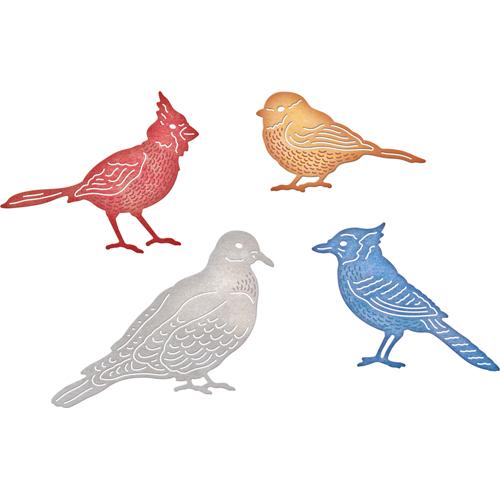Die, Feathered Friends