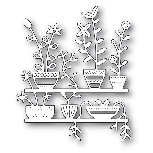 Die, Spring Pots Shelves