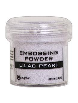 Embossing Powder, Lilac Pearl