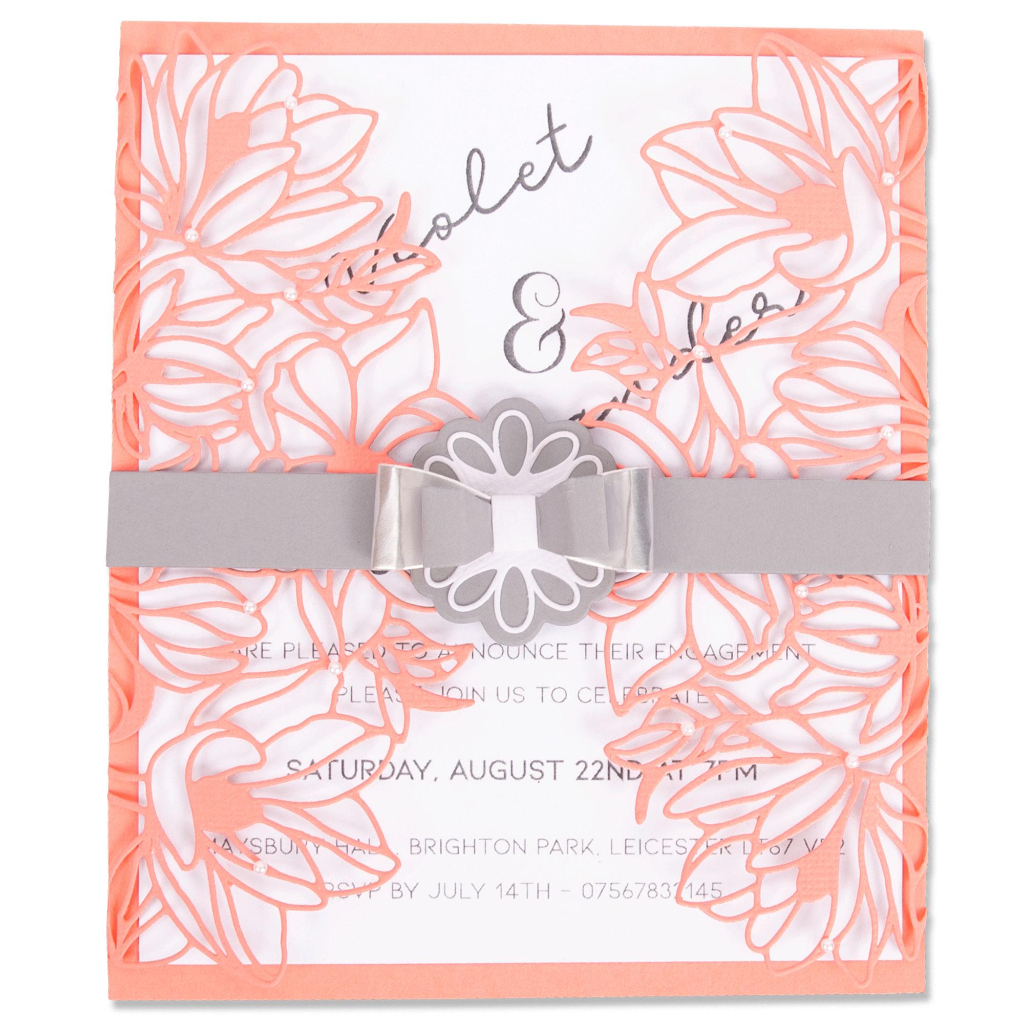 Thinlits Die Set, Floral Wrap (7pk)