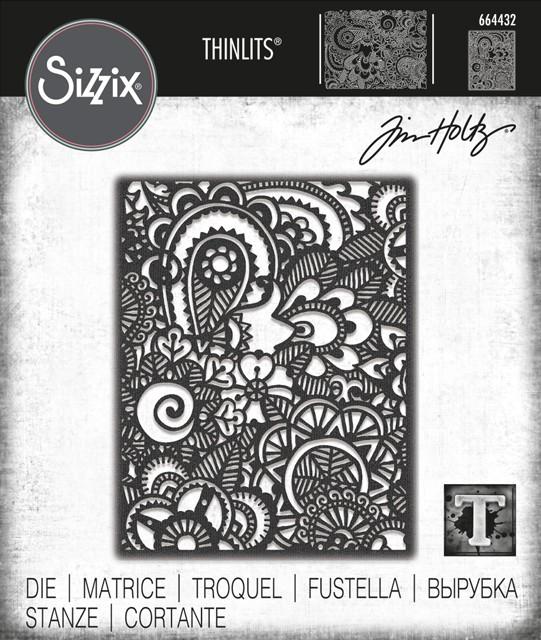 Thinlits Die, Doodle Art #2