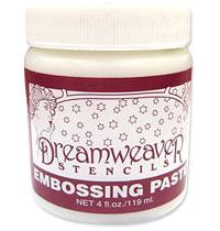 Embossing Paste, 4oz