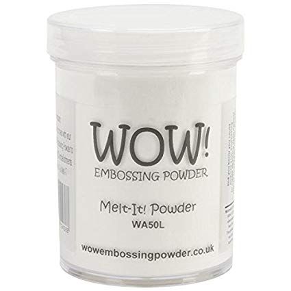 Wow Melt It! Powder (Large Jar)