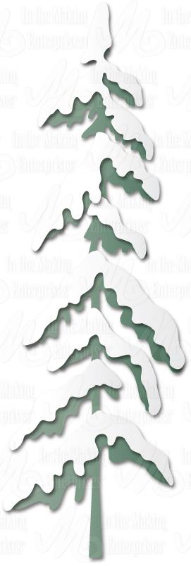 Die, Alpine Tree Lg.