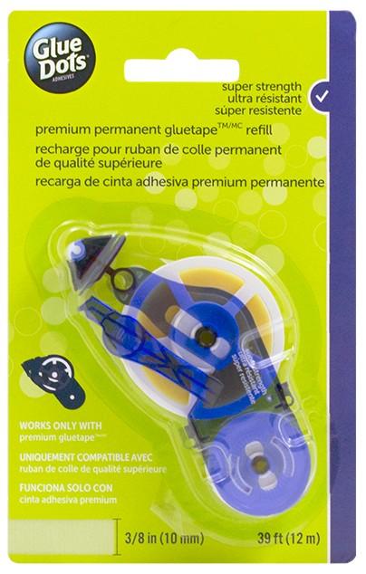 Premium Permanent GlueTape Refill