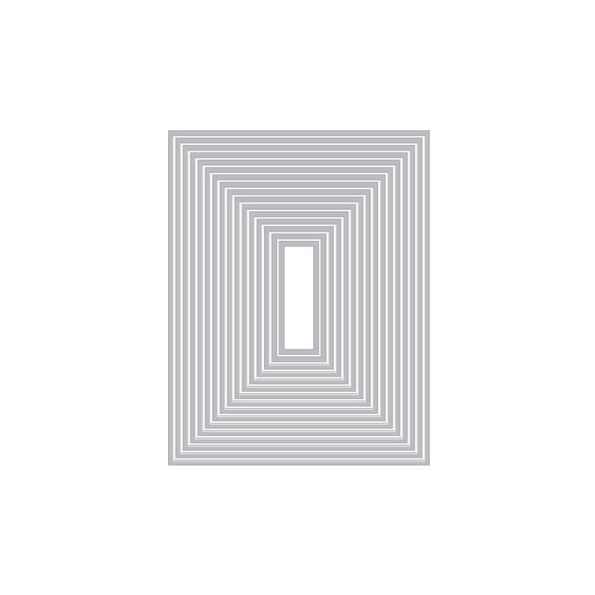 Die, Infinity - Rectangle