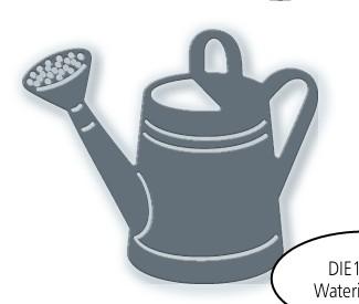 Die, Watering Can