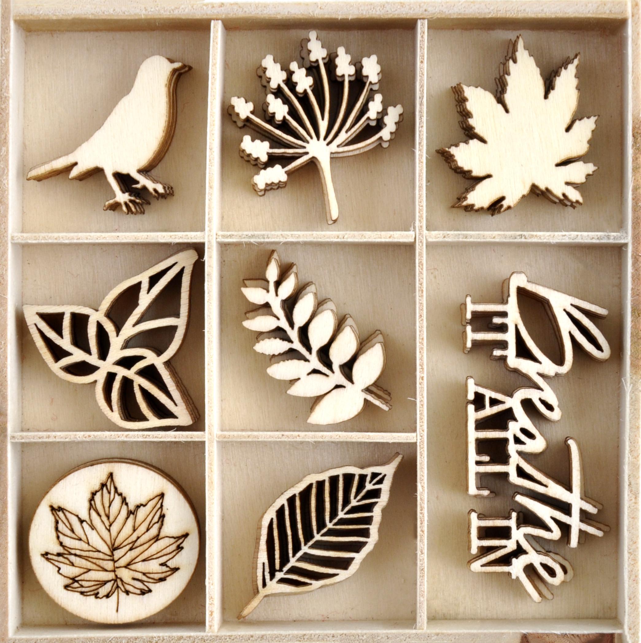Flourish Pack, Fallen Leaves
