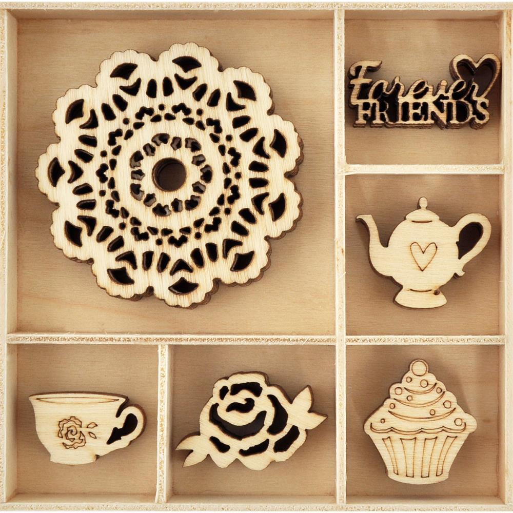 Flourish Pack, Tea Party