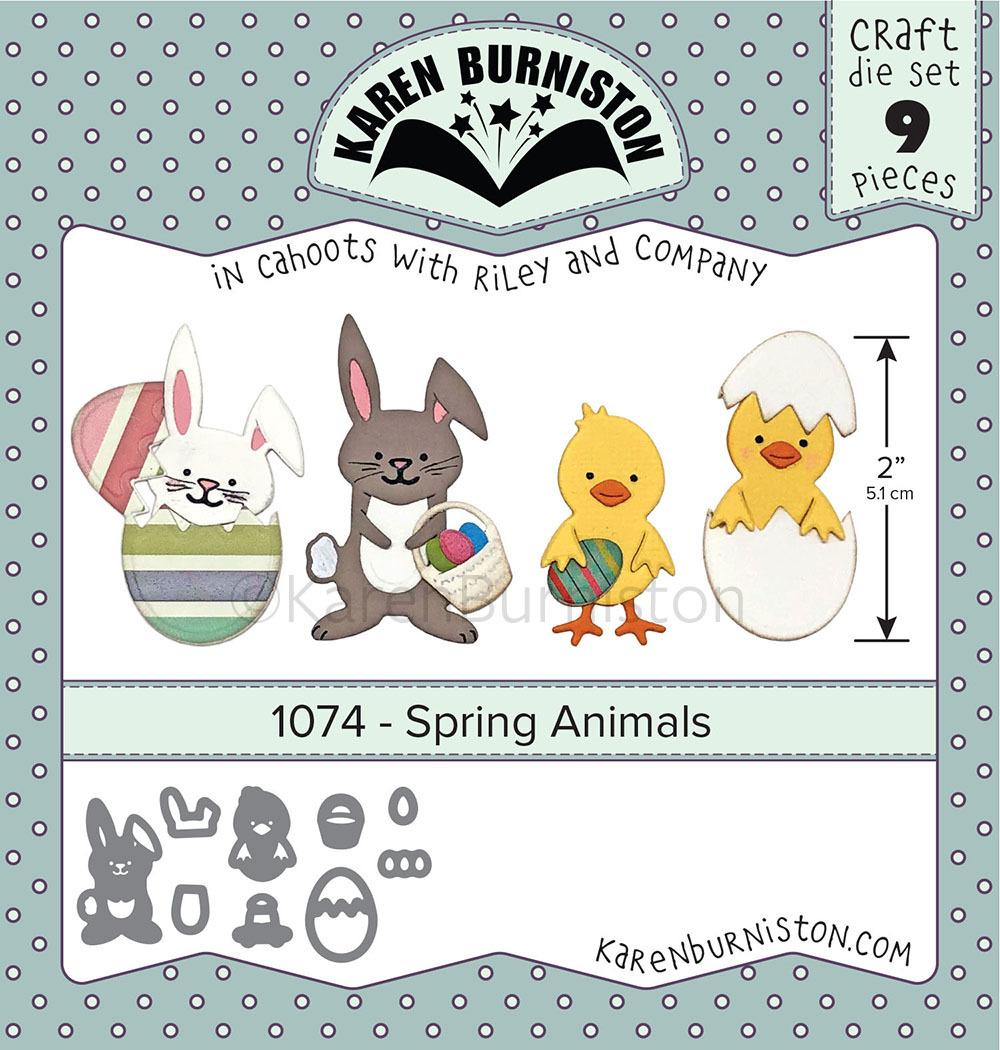 Die, Spring Animals