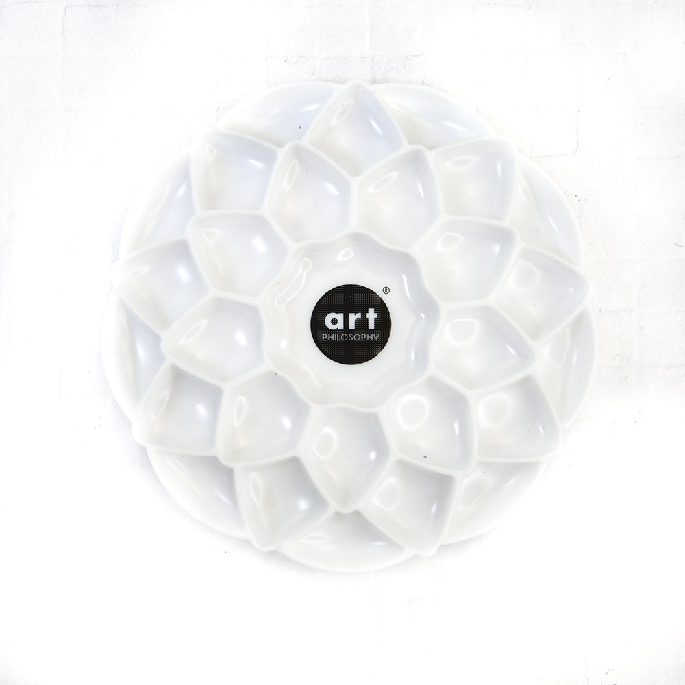 Art Philosophy Flower Palette