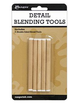 Detail Blending Tools (Includes 5 Double Sided Tools)