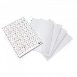 Sheets, Sticky Grid (6 x 8 1/2 - 5pk)