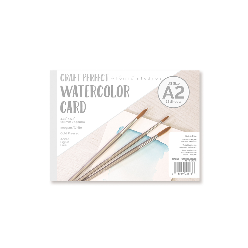 A2 Watercolor Pad