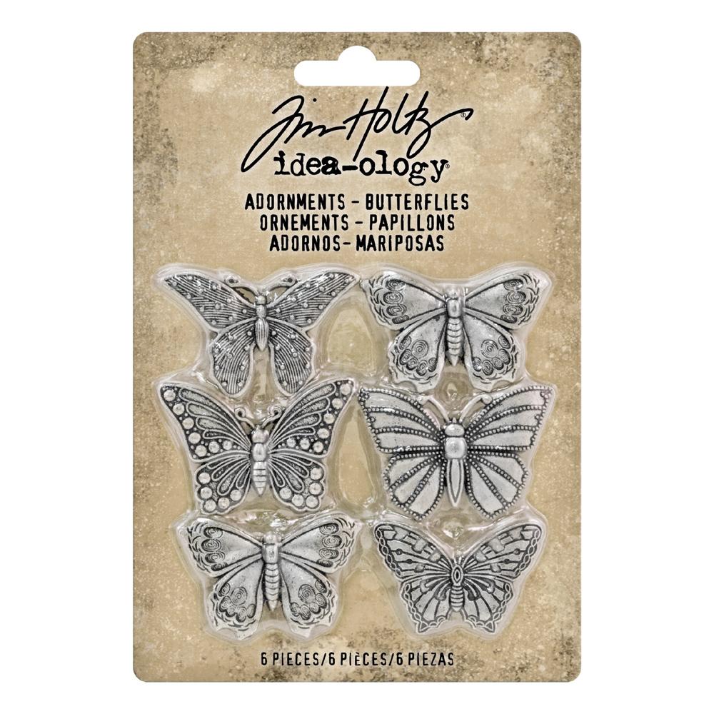 Findings, Adornments, Butterflies