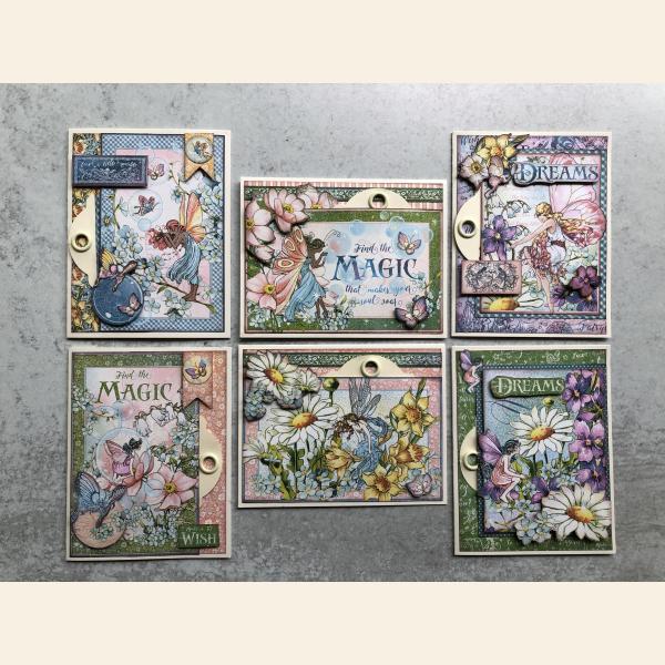 G45 Card Club Vol 08 August 2020 Kit (Fairie Wings)