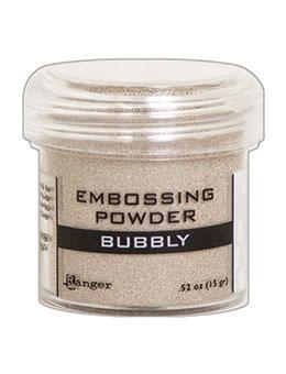 Embossing Powder, Bubbly Metallic