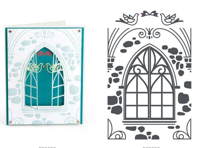 Folder, Impresslits - Wedding Window