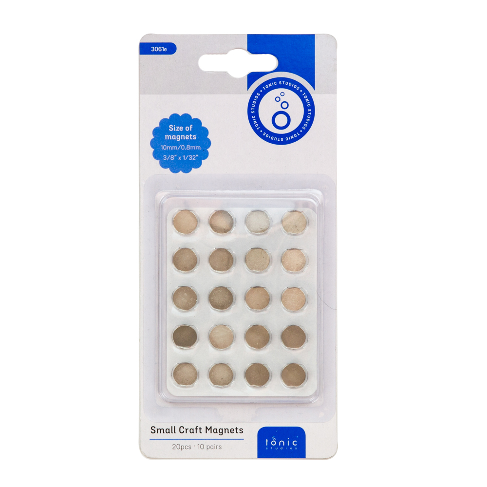 Craft Magnets, 10mm