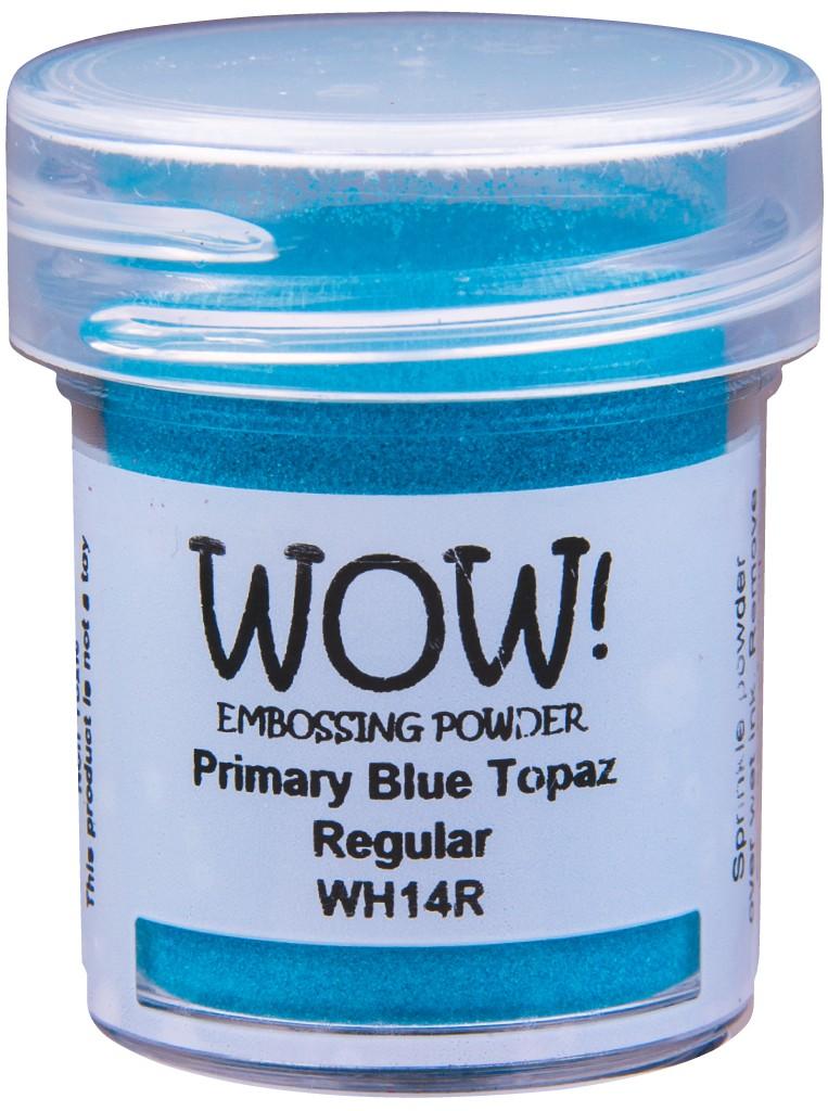 Primary Embossing Powder, Regular - Blue Topaz