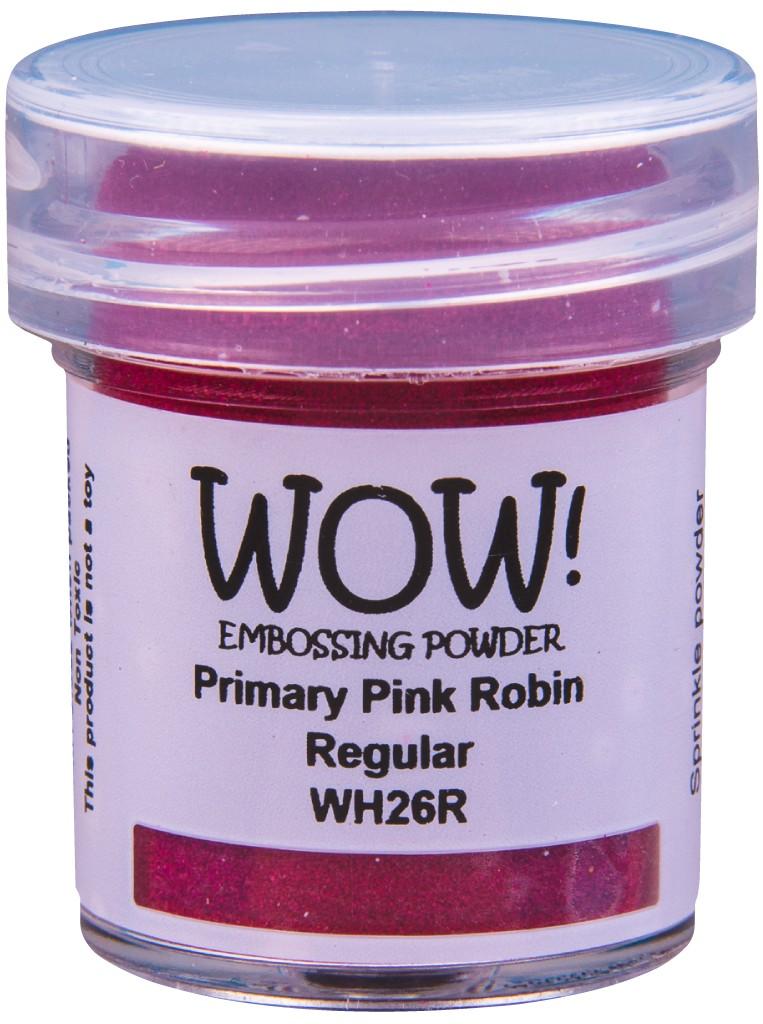 Primary Embossing Powder, Regular - Pink Robin