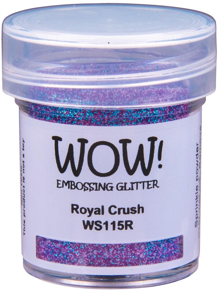 Embossing Glitter, Regular - Royal Crush
