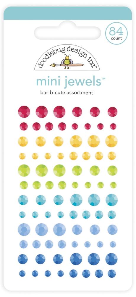 Mini Jewels, Bar-B-Cute